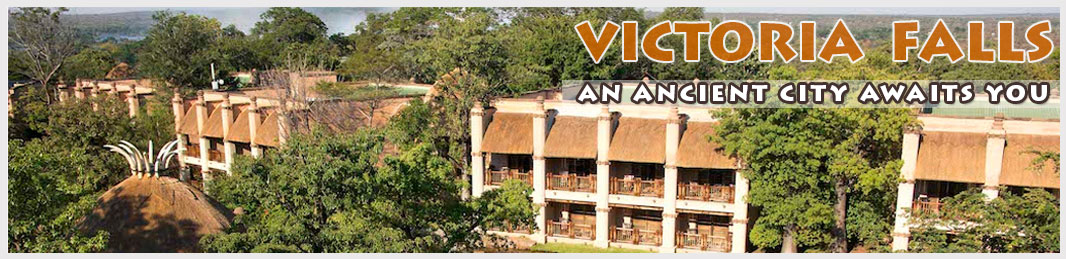The Kingdom Hotel vic falls accommodation