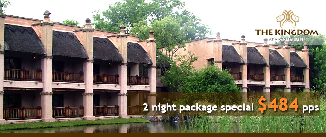 The Kingdom Hotel 2 Night Package Special