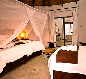 Wild Track Eco Lodge Bedroom